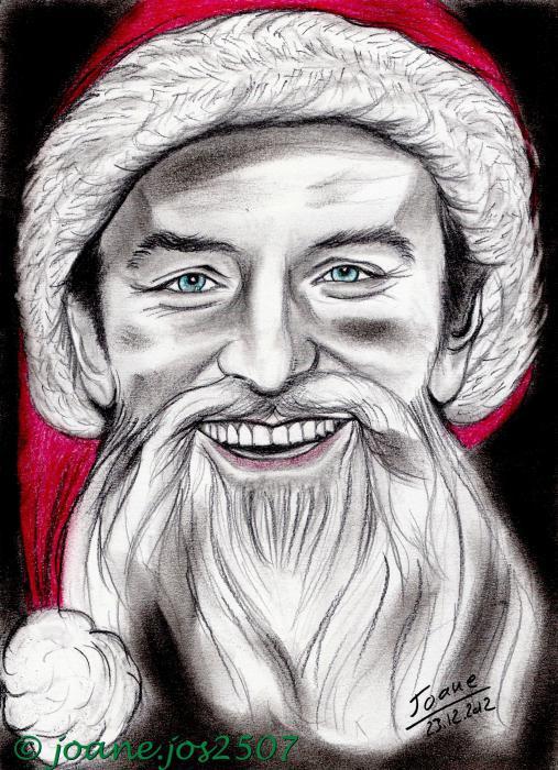 Santa Claus by Jos2507